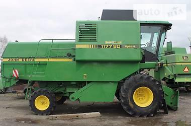John Deere 1177 H4 S II 1990