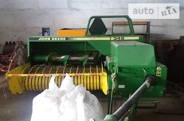 John Deere 336  2014