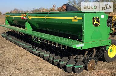 John Deere 455 Сеялка зерновая 2013