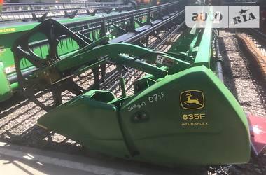 John Deere 635F HYDRO-FLEX 2014