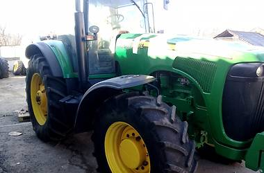 John Deere 8320 PowerShift 2002