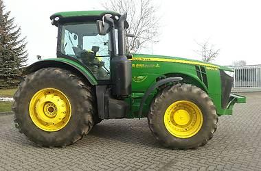 John Deere 8360R  2012