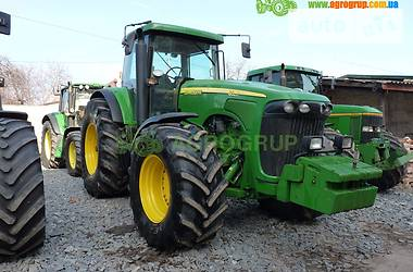 John Deere 8520 Power Shift 2002