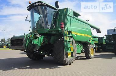 John Deere 9640 i WTS 2007