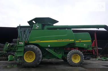 John Deere 9650 WTS 2001