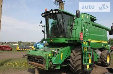 John Deere 9680  2008
