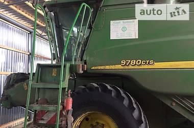 John Deere CTS 9780 2001