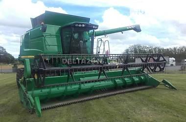 John Deere T 660  2008