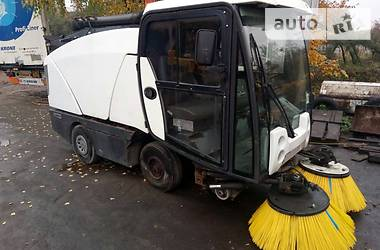 Johnston Sweepers Compact cn 200 2006