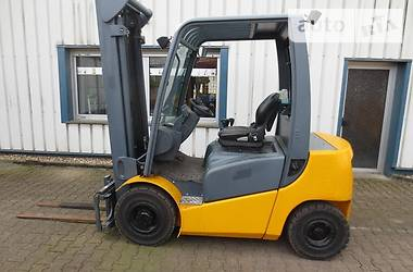 Jungheinrich DFG 425 - 550 DZ 2006