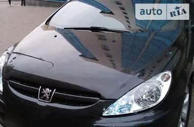 Характеристики Peugeot 307 CC Кабриолет