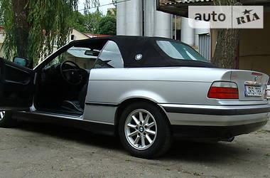 Характеристики BMW 320 Кабриолет