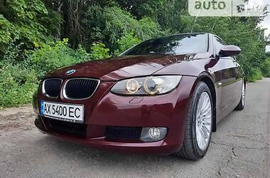 Характеристики BMW 320 Кабріолет