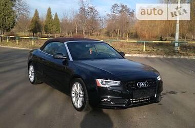 Характеристики Audi A5 Кабриолет