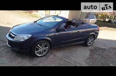 Характеристики Opel Astra H Кабриолет