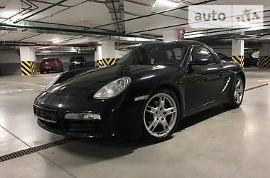 Характеристики Porsche Boxster Кабриолет
