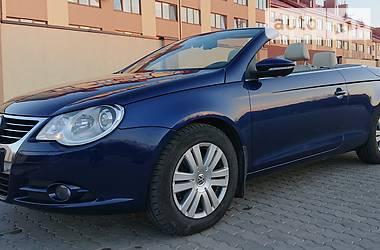 Характеристики Volkswagen Eos Кабриолет