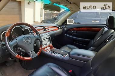 Ціни Lexus Кабріолет