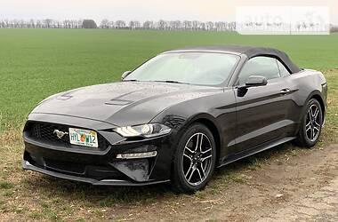 Характеристики Ford Mustang Кабриолет