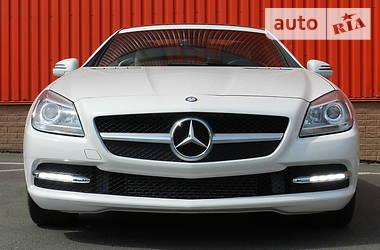 Характеристики Mercedes-Benz SLK 250 Кабриолет
