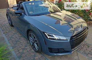 Характеристики Audi TT Кабриолет