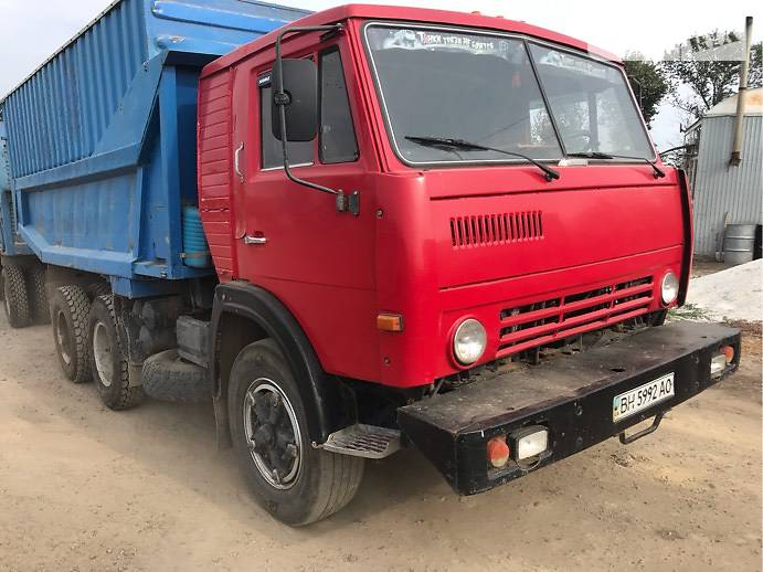 КамАЗ 35511