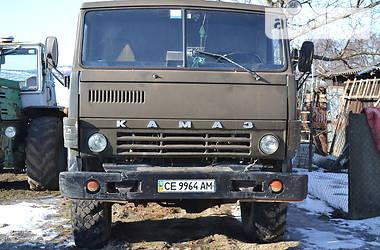КамАЗ 4310  1987