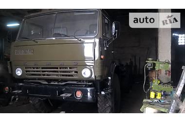 КамАЗ 4310  1988