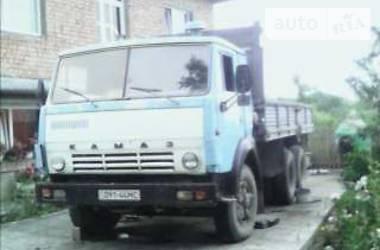КамАЗ 5230  1987