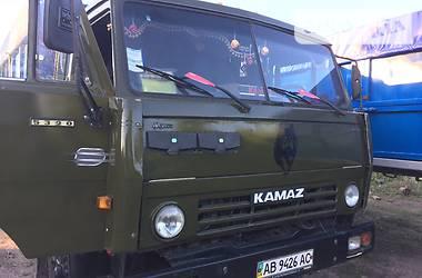 КамАЗ 5230 самосвал 1994