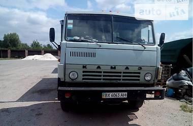 КамАЗ 53102  1986