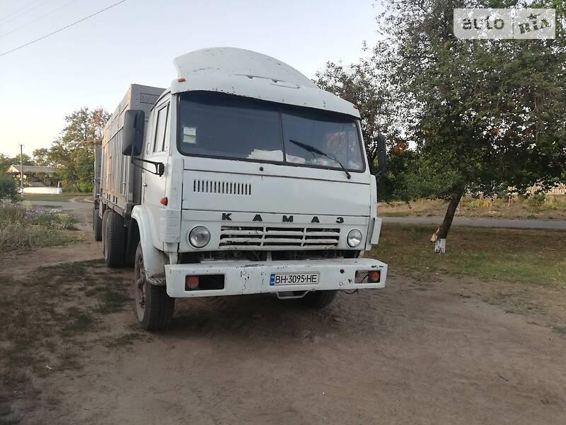 КамАЗ 53143