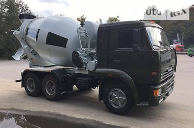 КамАЗ 5320  2016