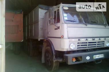КамАЗ 5320 Зерновоз+прицеп 1994