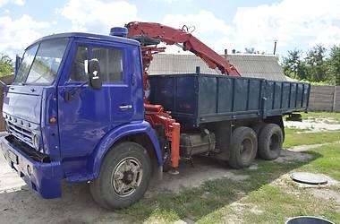 КамАЗ 5320  1986