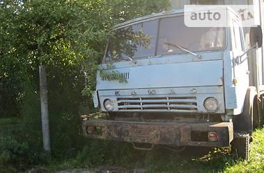 КамАЗ 5320  1980