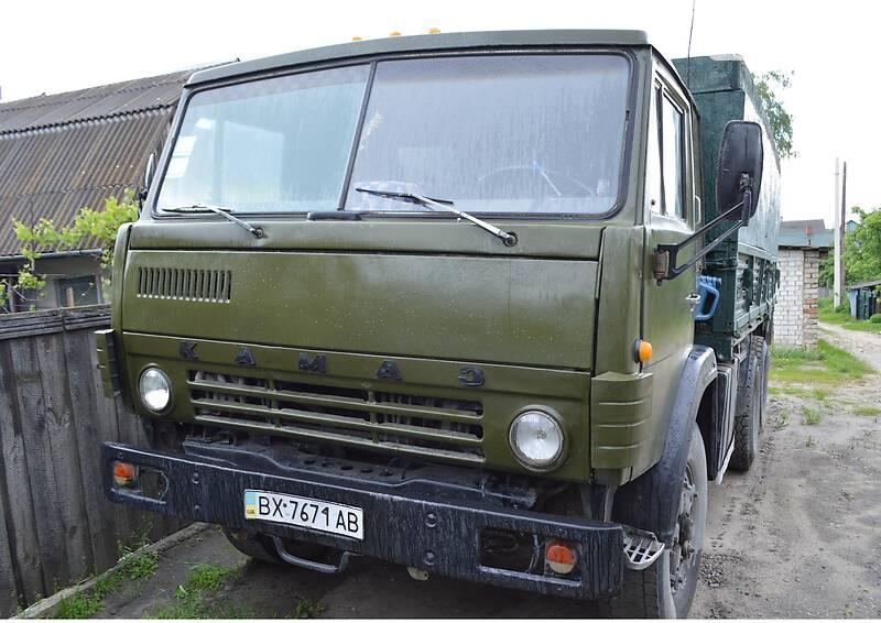 КамАЗ 53211
