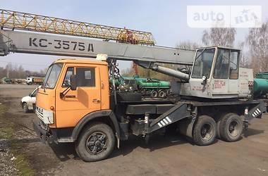 КамАЗ 53212 КС-3575А 1991