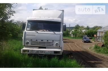 КамАЗ 53212  1996
