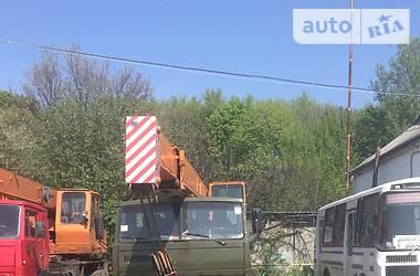 КамАЗ 53212 КС 35-75  1991