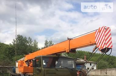 КамАЗ 53212 КС 35-75  1989