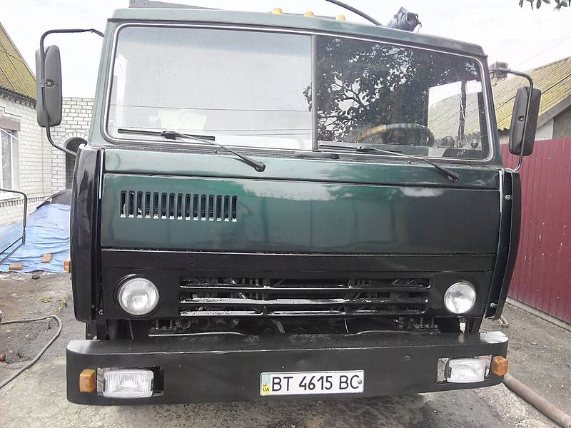 КамАЗ 53212