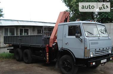 КамАЗ 53212  1991