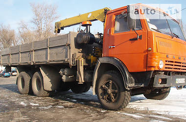 КамАЗ 53213  1986