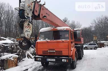 КамАЗ 53215  2004