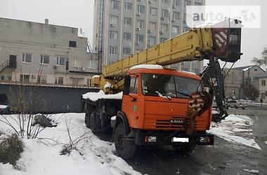 КамАЗ 53215 Ивановец 2003