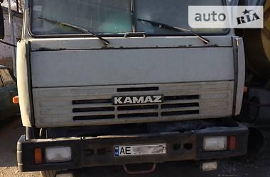 КамАЗ 53215 Зерновоз 2002
