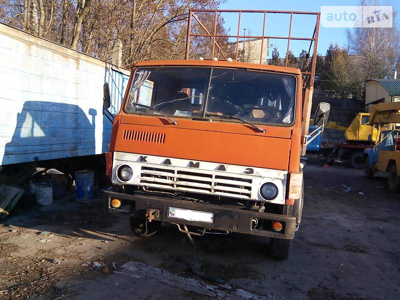 КамАЗ 53222
