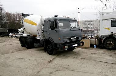 КамАЗ 53229  2002