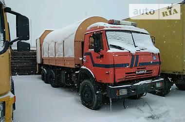 КамАЗ 53229  2001